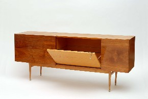 Sideboard with bar