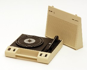 Gramophone-radio Philips