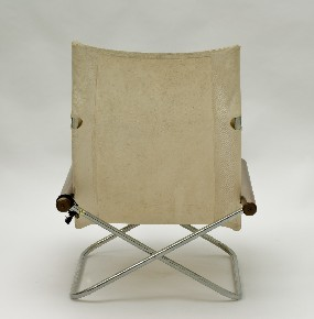 Folding chair by Takeshi Nii