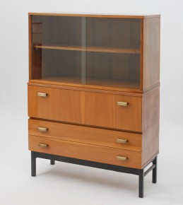 Bookcase with cabinet
