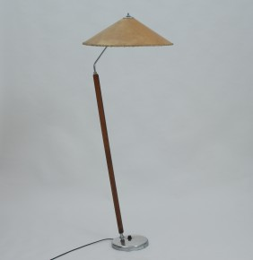 Czechoslovak floor lamp